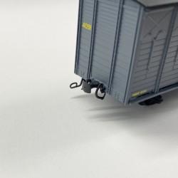 wagon : REE, tampon : ferro modèles