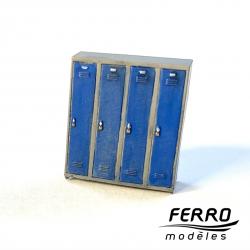 Modern industrial locker (4...