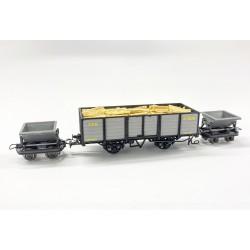 Wagons : REE et Minitrains
