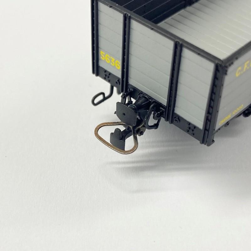 wagon : REE tampon : Ferro Modèles
