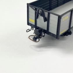 wagon : REE attelage : Ferro Modèles